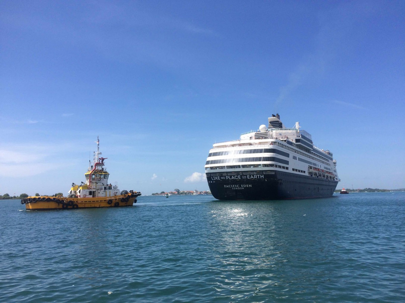 Tanjung Lesung eyes cruise ships and divers