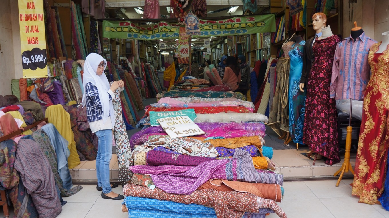 Indonesian textile industry facing competition from Ethiopia