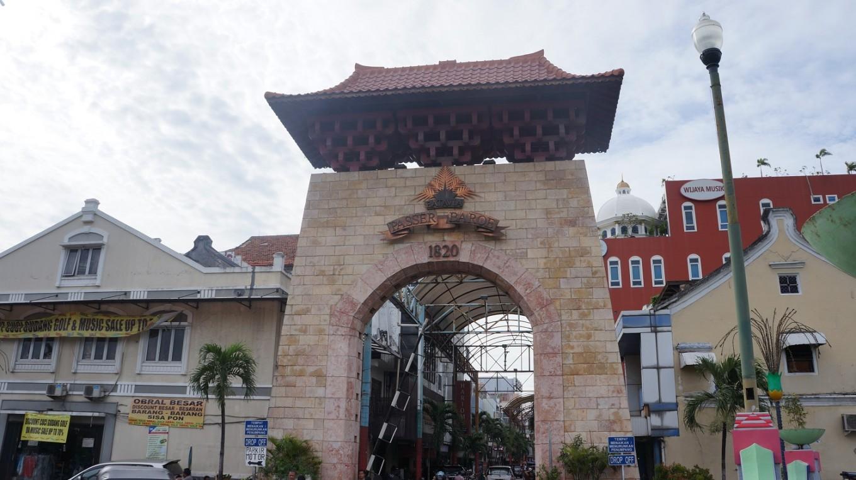 A history of Jakarta's five most popular markets