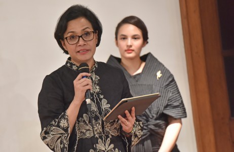 If BI increases rate, growth will rely on fiscal policy: Sri Mulyani