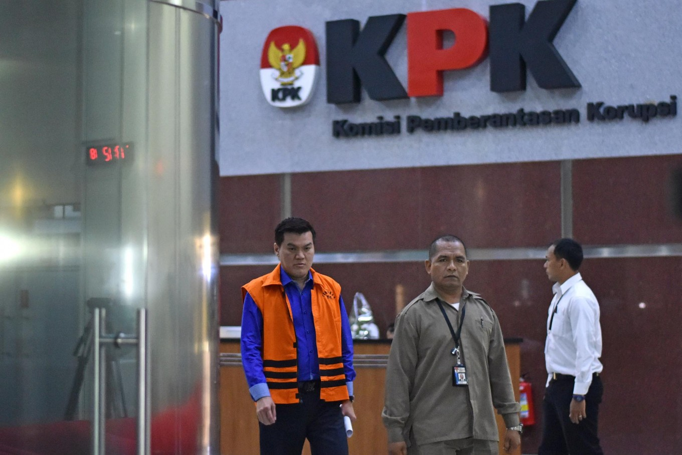 KPK gets new information on flow of funds in e-ID graft