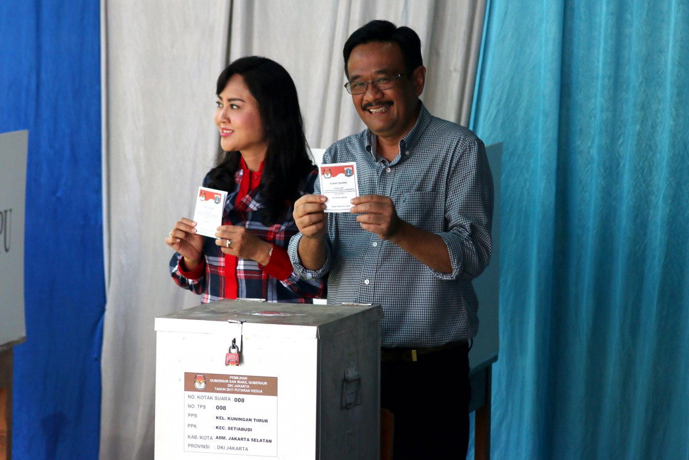 Acting governor supports Ahok's wife on Instagram - City ...