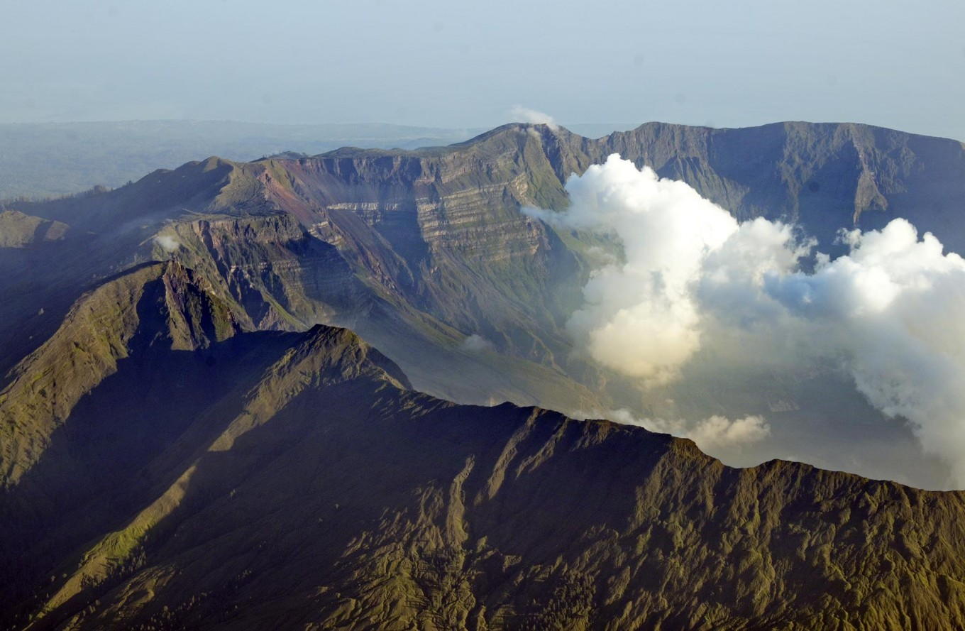 Six Indonesian mountain peaks to climb this New Year