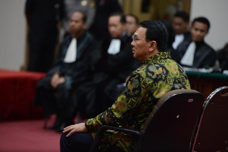 Prosecutors spare Ahok after election defeat