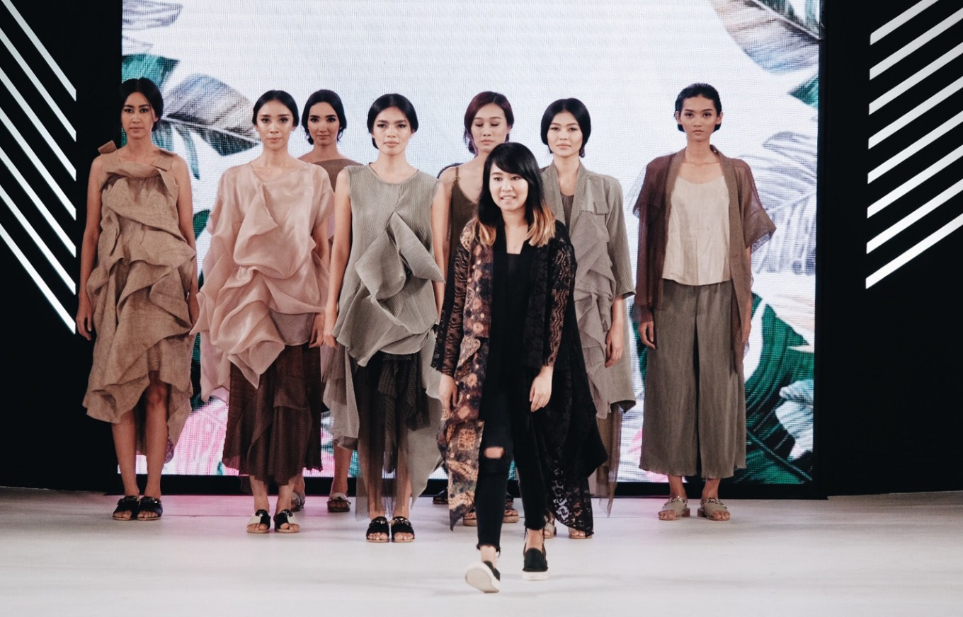 "Pratiwi named the collection her ""most honest so far""."