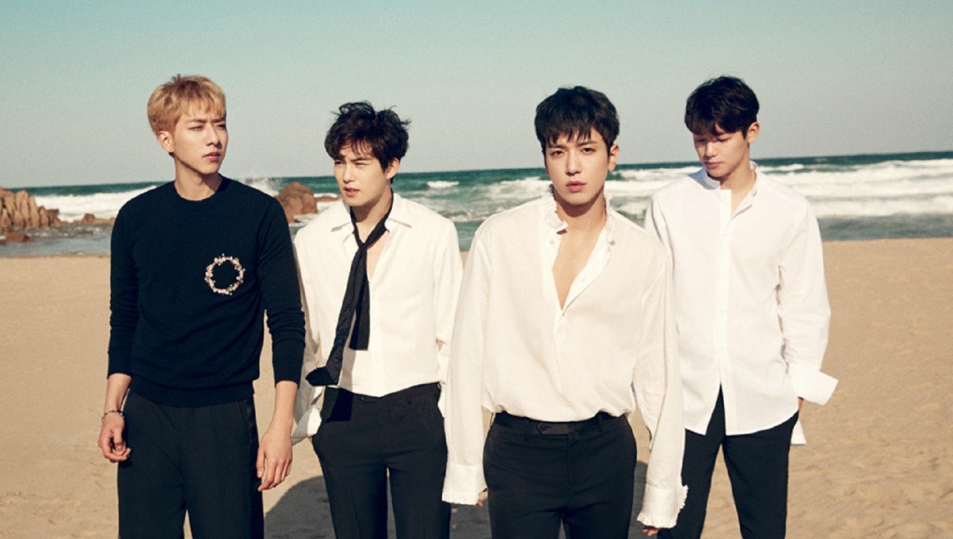 CNBLUE to embark on Asia tour in July