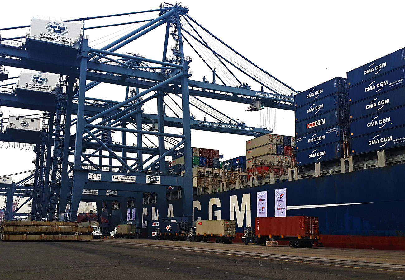 'Patimban-T. Priok could compete with Singapore port'