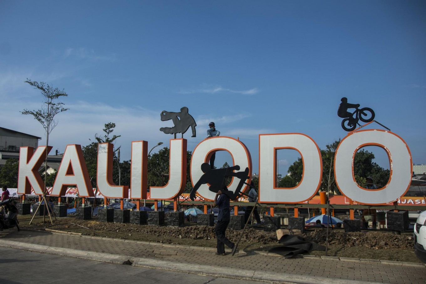 Kalijodo to be adorned with Berlin Wall pieces - City ...