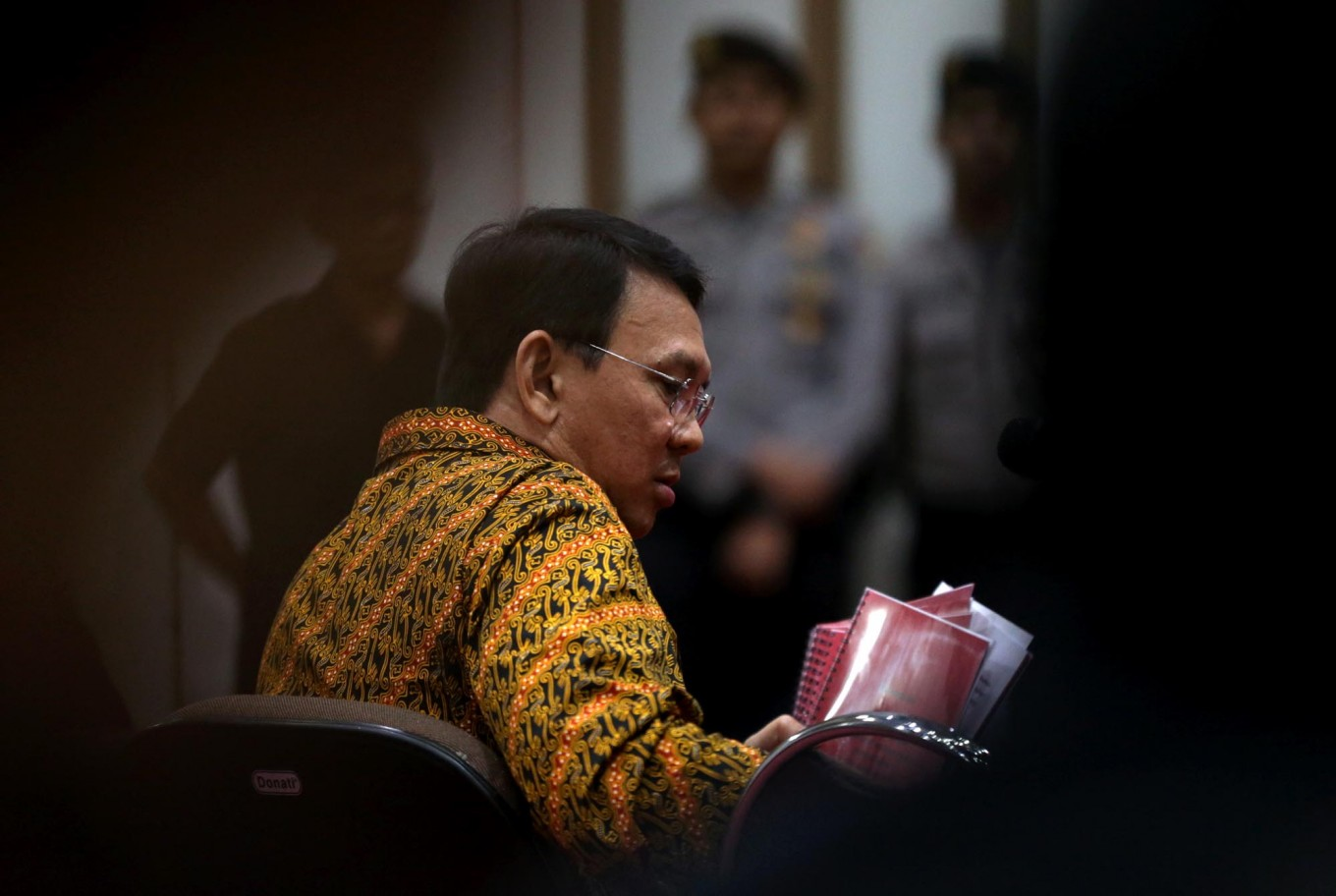 Court to determine Ahok's fate today over blasphemy case