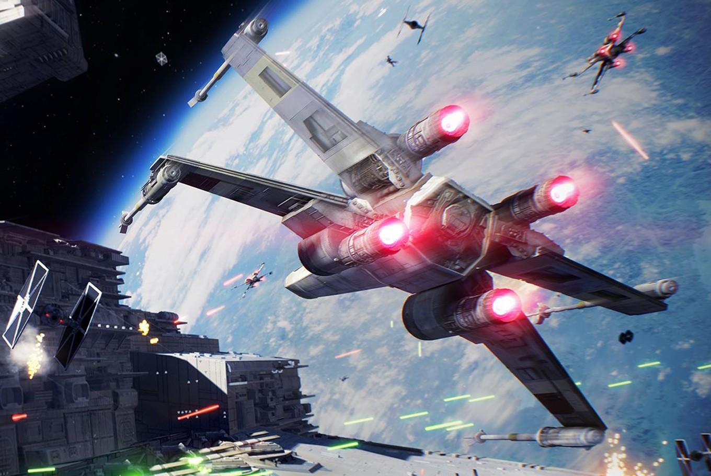 EA leaks more info on upcoming 'Star Wars: Battlefront II'