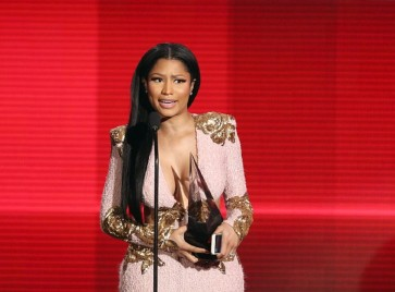 Nicki Minaj features Indonesian designer's work in latest music video