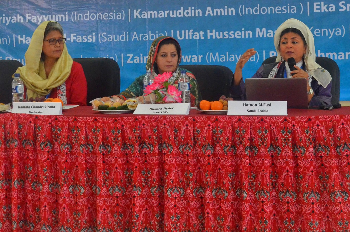 Indonesia's first female Muslim clerics congress aims to strengthen women's roles