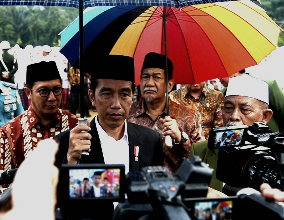 No Cabinet reshuffle so far: Jokowi