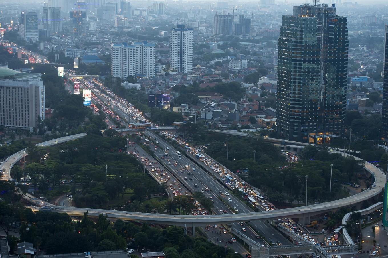 City to expand motorcycle ban on Jakarta thoroughfares