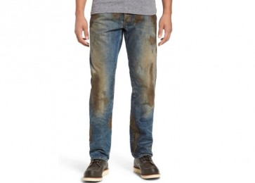 Netizens make fun of Nordstrom and Topshop's muddy, plastic jeans