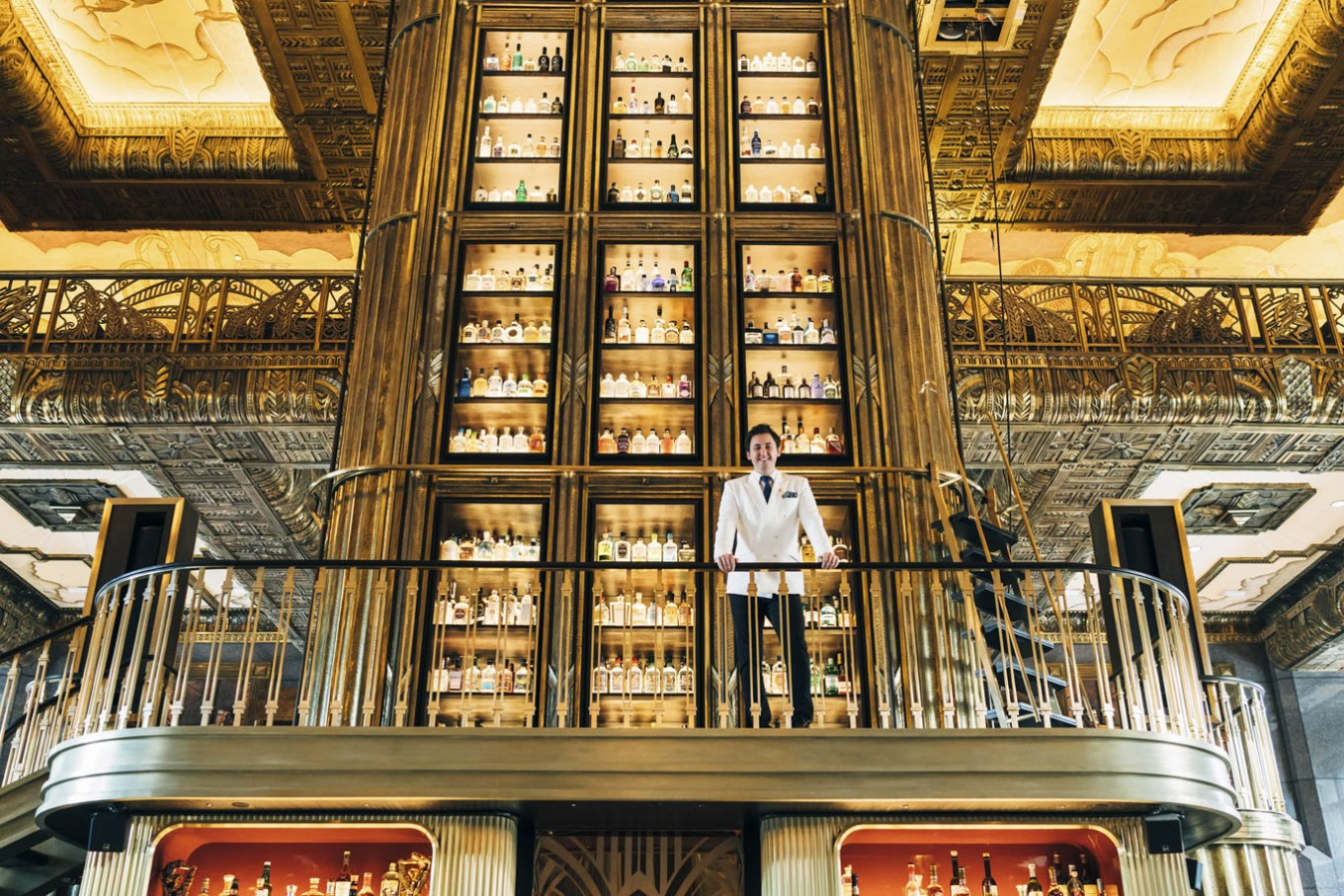 Secrets of the world's biggest gin collection