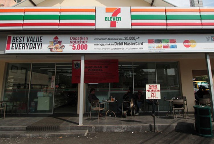 7-Eleven still keen on operating in Indonesia