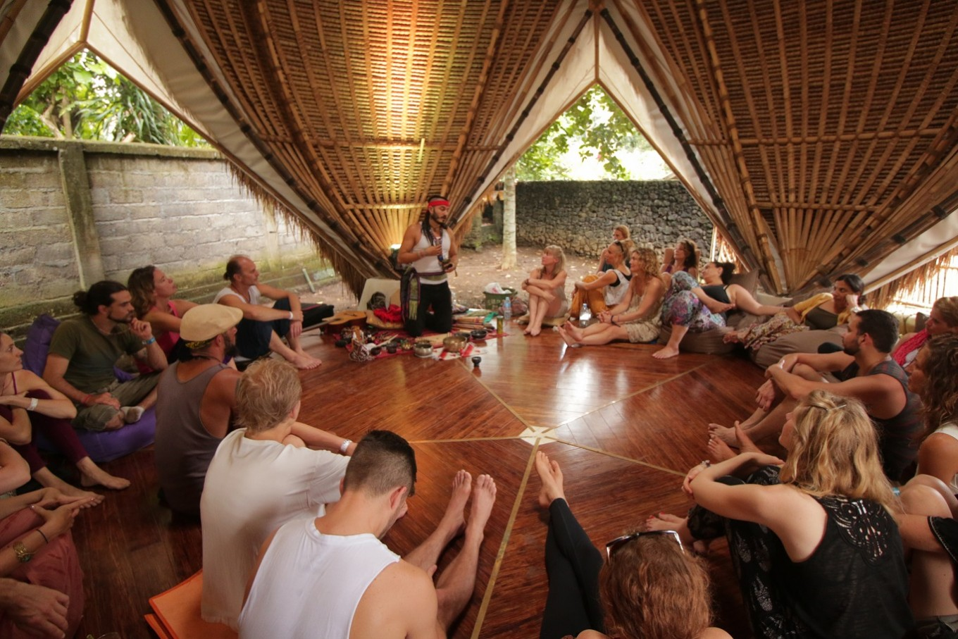 Ancient Futures Festival gives Bali food for thought