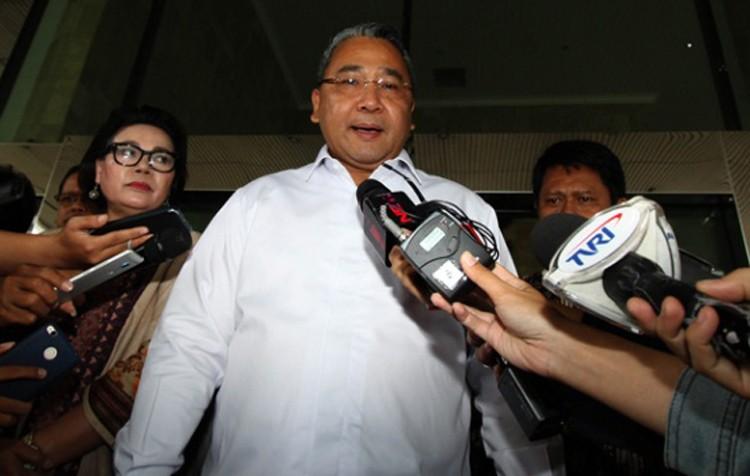 Villages minister shocked by graft scandal