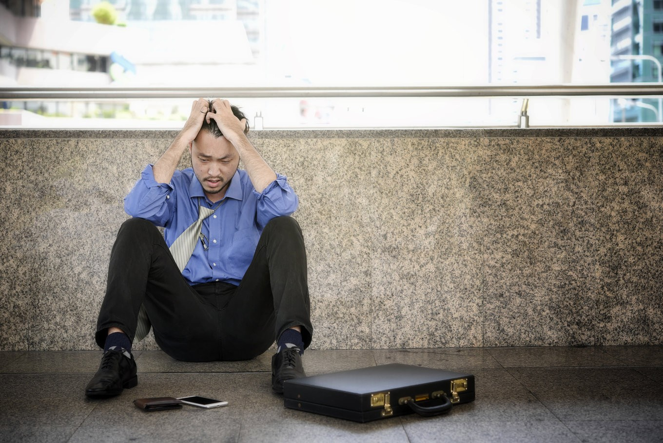 How to overcome the stress of job searching