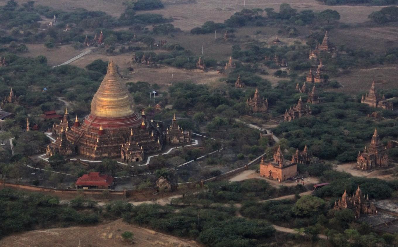 Myanmar's temple city Bagan awarded UNESCO World Heritage status
