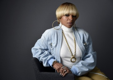 Making new album an emotional rollercoaster for Mary J. Blige