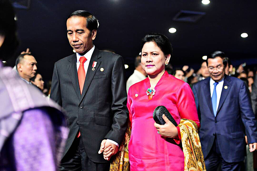 Jokowi, Suu Kyi discuss Rohingya crisis