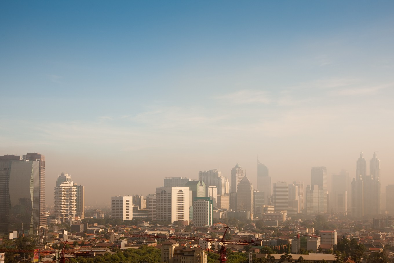 Jakarta's air pollution worse than Bangkok, better than Manila: WHO