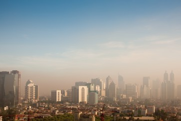 Jakarta, Denpasar among world's most polluted cities this week: Report