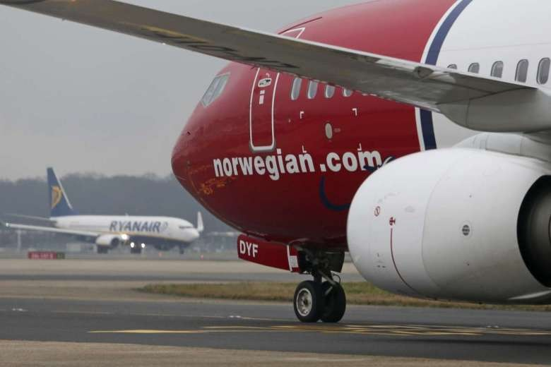 Norwegian's Singapore-UK route a boon for Changi Airport