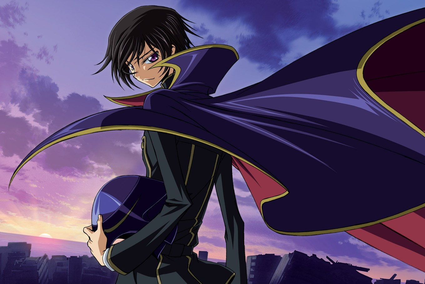 New 'Code Geass' trailer shows returning cast of characters