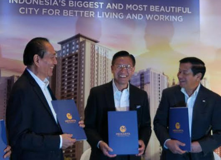 Lippo's Meikarta secures 32,000 fixed buyers