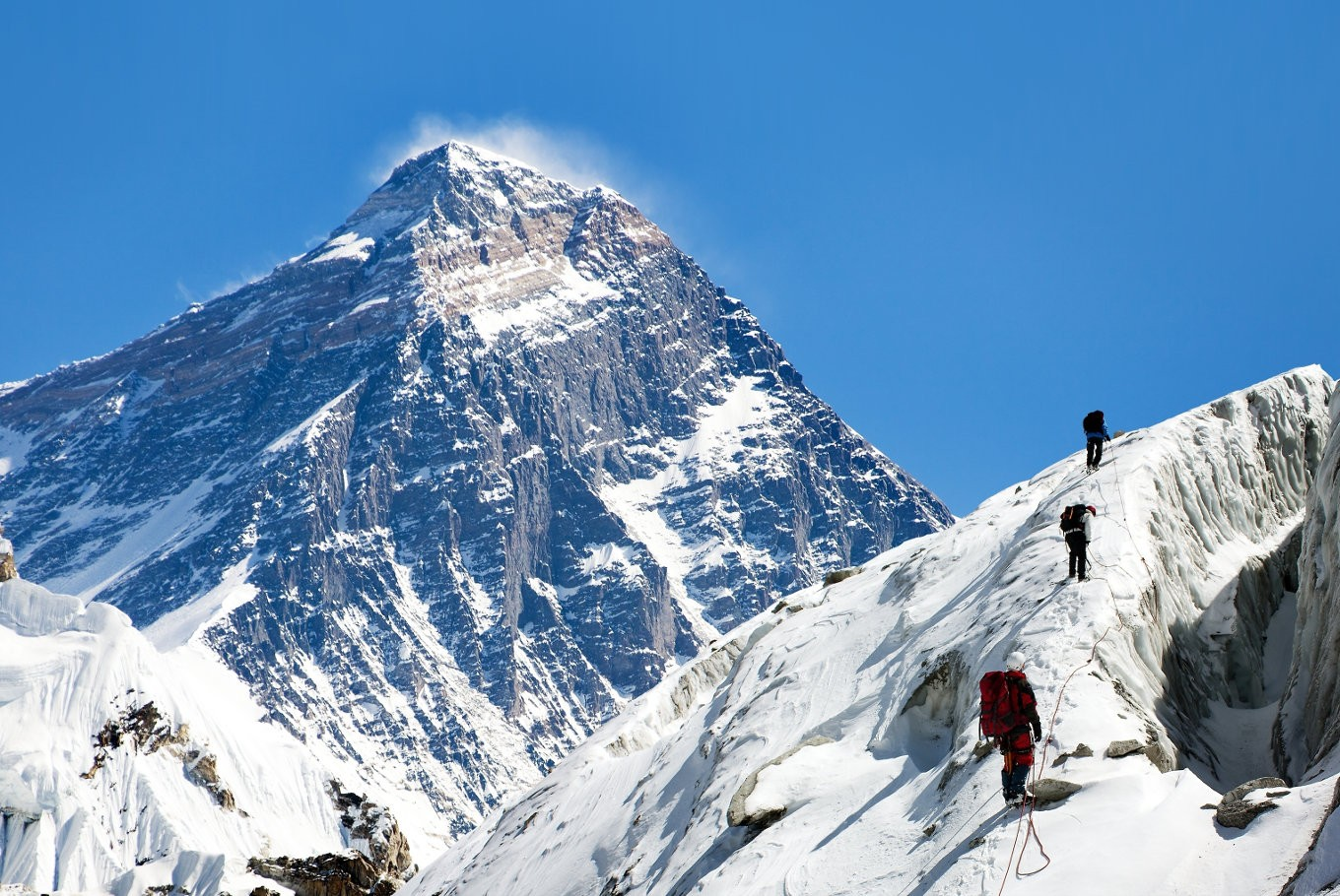 Everest's Hillary Step now a 'slope': Climber