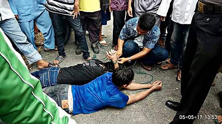 Families of Pekanbaru penitentiary inmates report extortion attempts