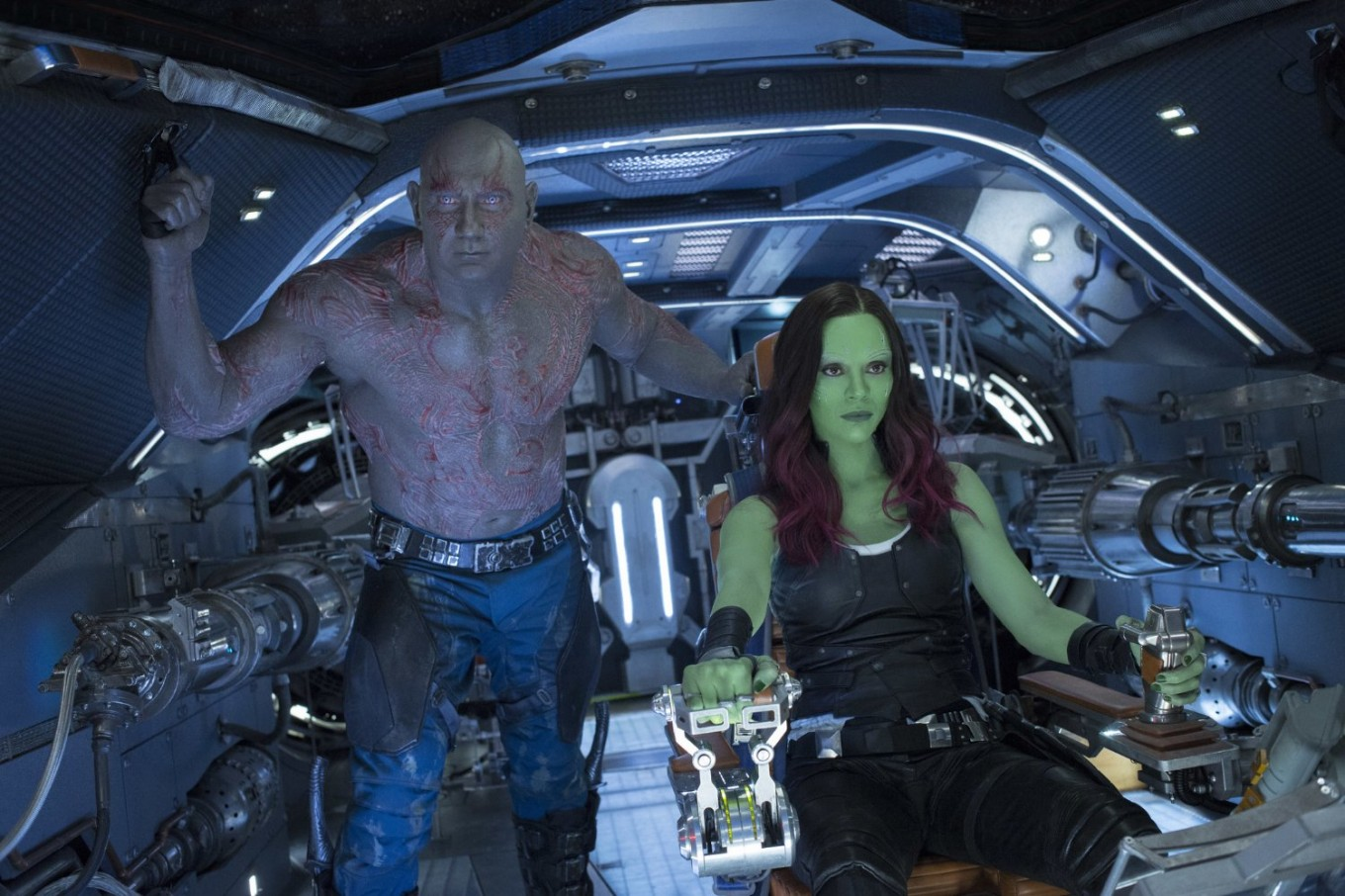 'Guardians' dominates again, leaving 2 new films in its wake