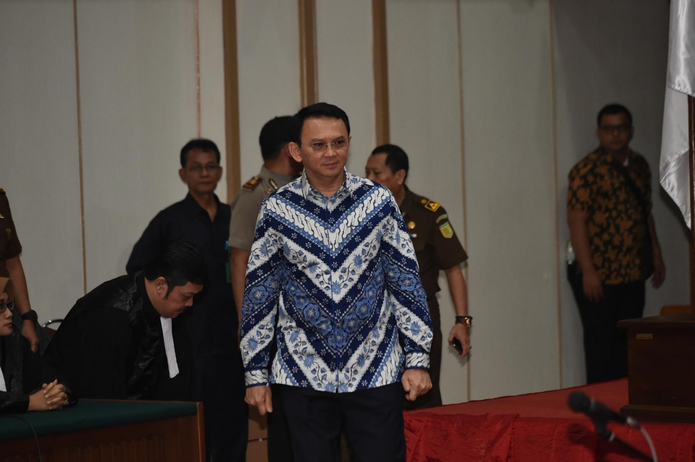 HRWG laments court decision on Ahok case