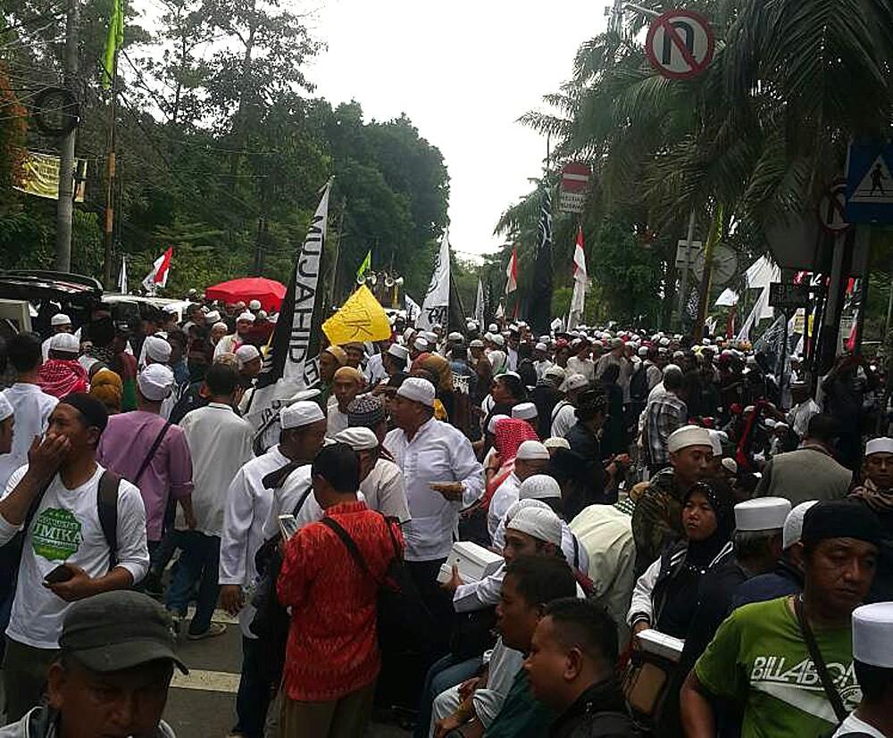 Ahok conviction tarnishes Indonesia's image: Amnesty International