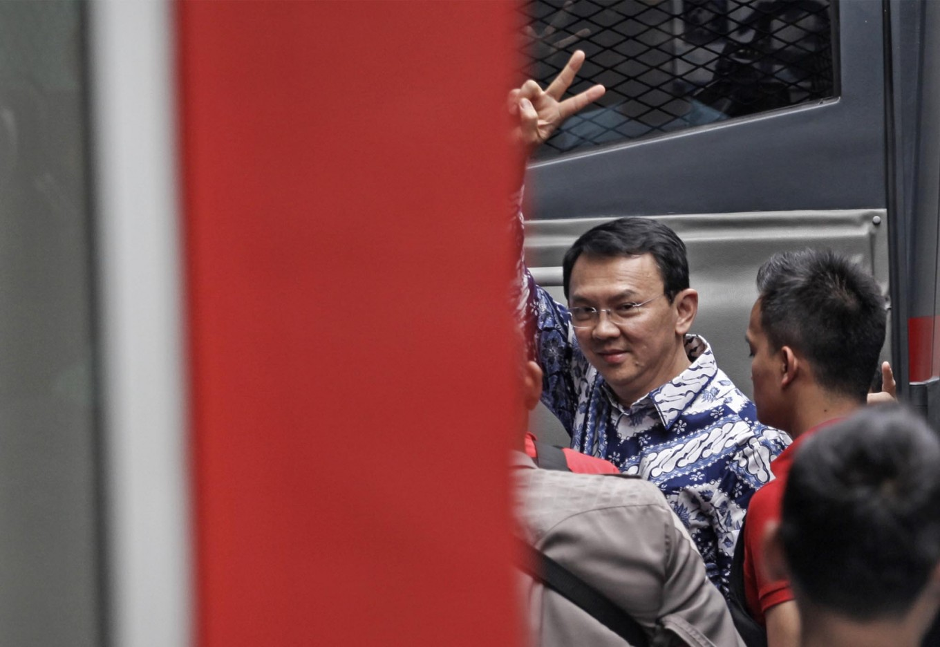 Ahok named Global Thinker