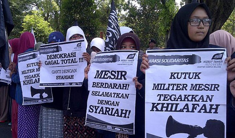 Insight: Is Hizbut Tahrir a threat to Indonesia?