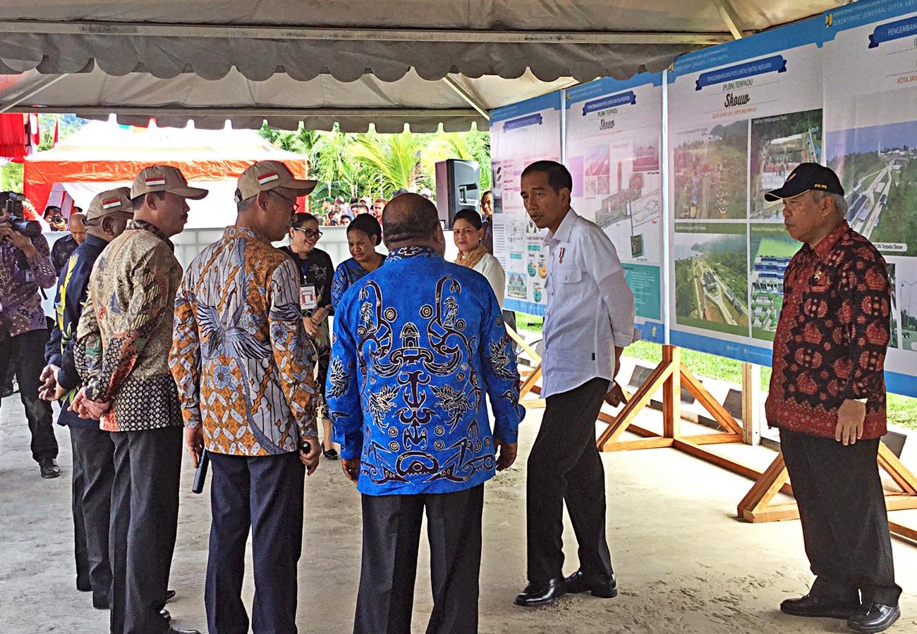 Respect Ahok's verdict, Jokowi says