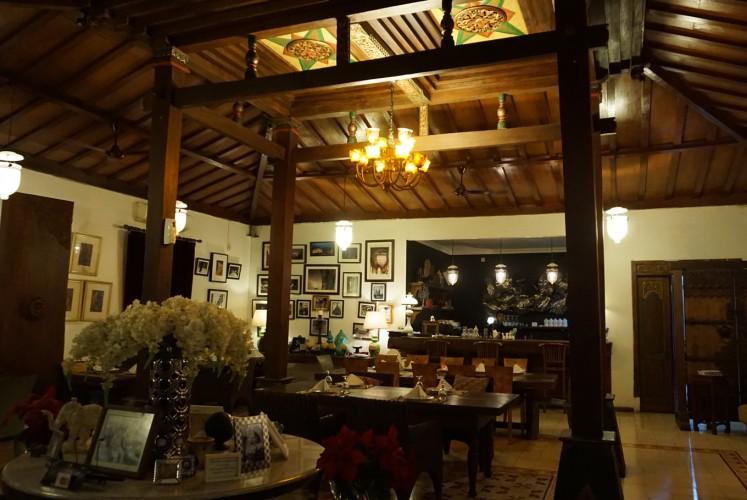 Jakpost guide to Jl. Cipete Raya