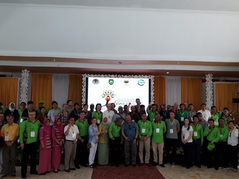 Palembang hosts Bonn Challenge meeting