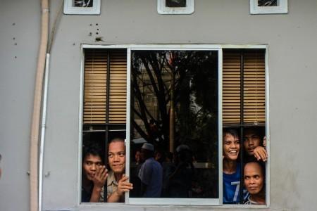 Seven inmates escape from Pekalongan jail