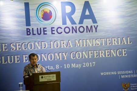 Indonesia offers fishermen financing cooperation at IORA meeting