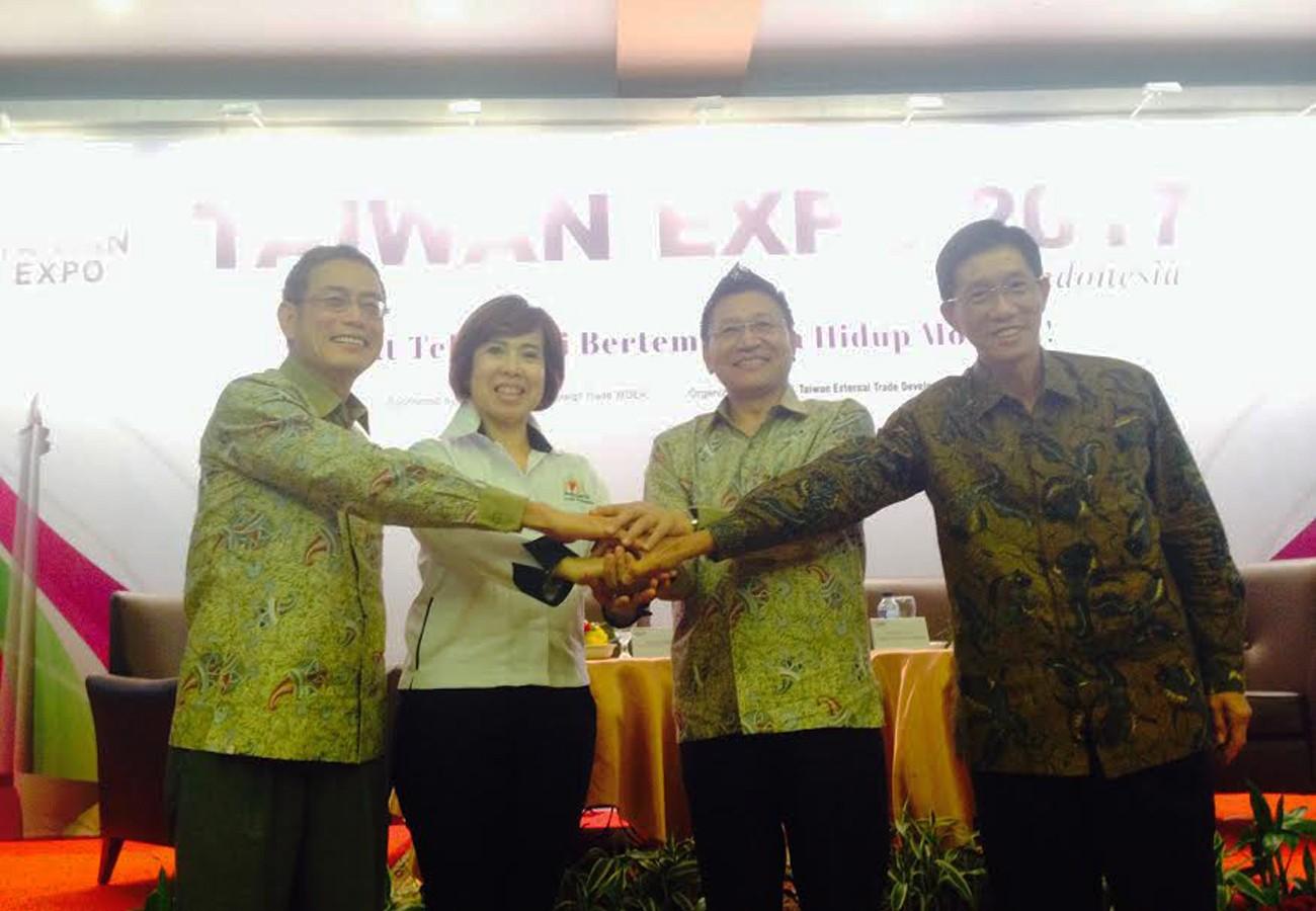 Jakarta hosts Taiwan Expo 2017