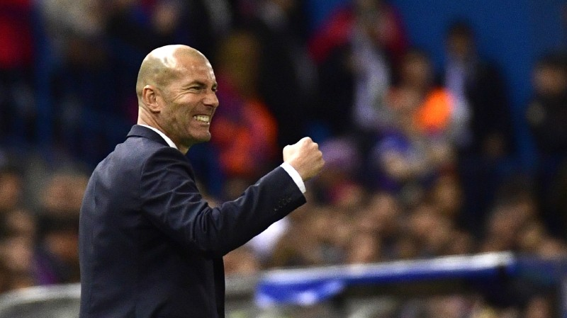 Zidane: Nobody should write off Real Madrid