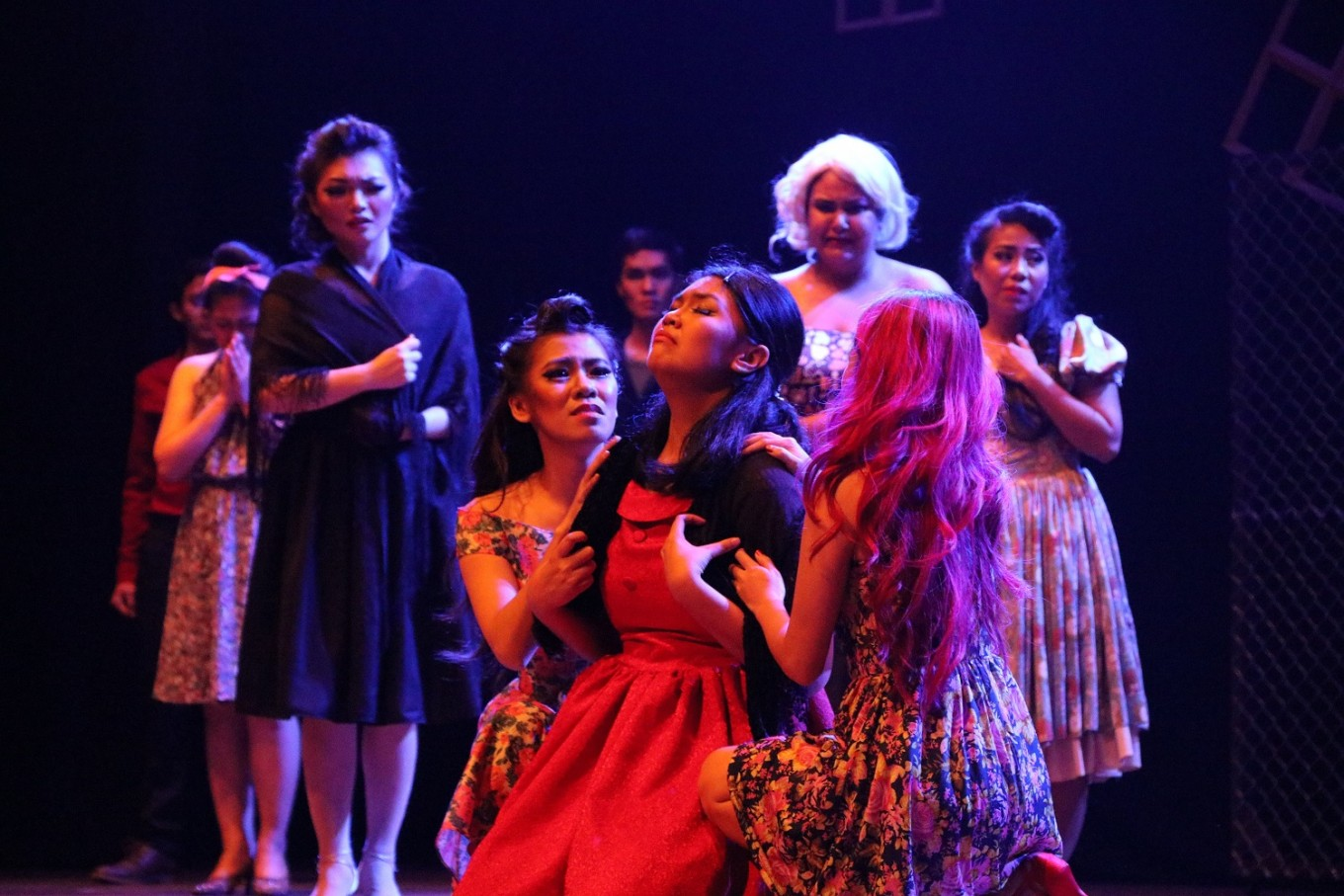 Jakarta Performing Arts Community takes a giant step with 'West Side Story'