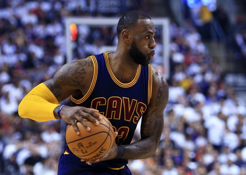4e2c320a7 LeBron James to join NBA Lakers in four-year