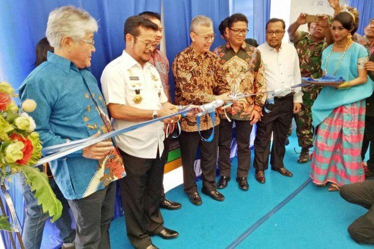 Indonesia exports frozen octopus to Japan