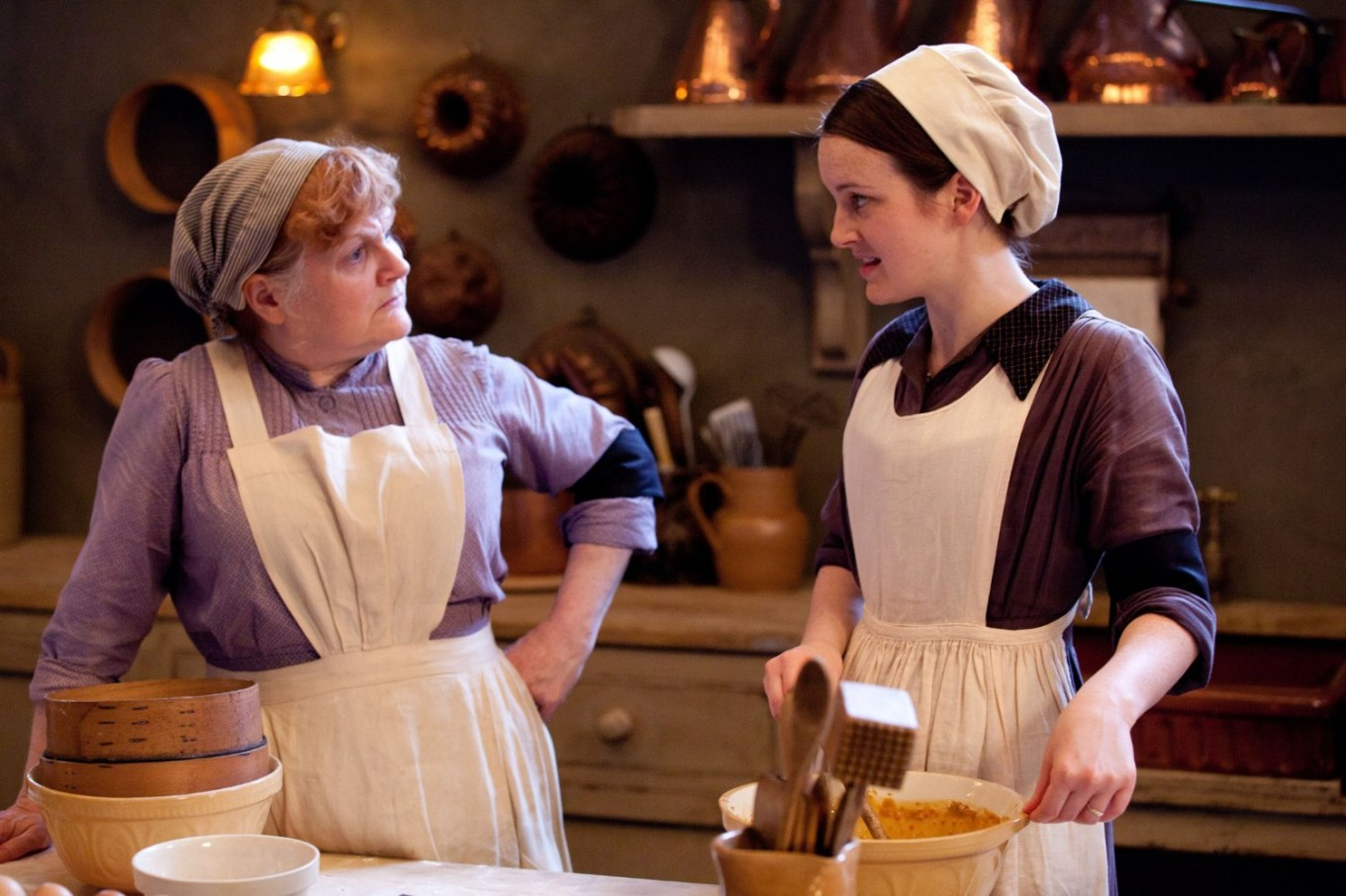 Crawleys await royal visit in 'Downton Abbey' movie, trailer shows